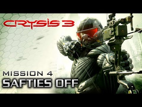 Crysis 3 Walkthrough - Chapter 4: Safties Off [Xbox 360 / PS3 / PC]