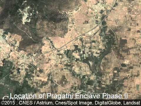 Pragathi Enclave Phase II - Uttanahalli, Mysore