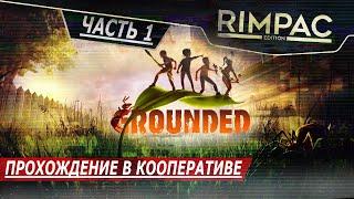 Grounded _ #1 _ Обустраиваемся!
