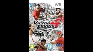 Virtua Tennis 4 - Nintendo Wii - WiiQUEST #066
