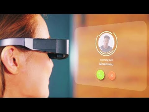 5 Best Smart Glasses You Must SEE 2019
