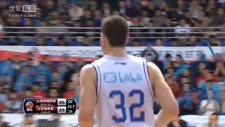 Jimmer Fredette 46 Points vs Jiangsu Dragons | Full Highlights | December 28, 2016