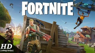 Fortnite Android Gameplay [1080p]