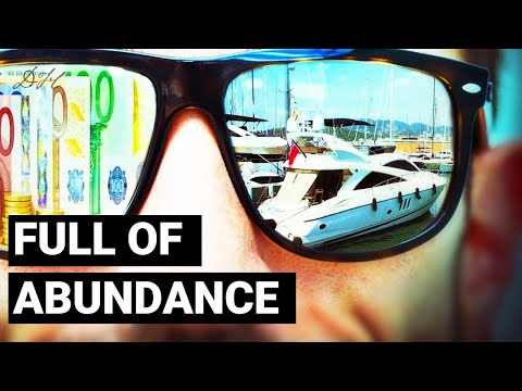 My Life Is Full Of Abundance - Attract Money & Wealth Positive Affirmations  I | Law Of Attraction
