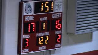 University Heights Academy Vs Reitz 1st Half