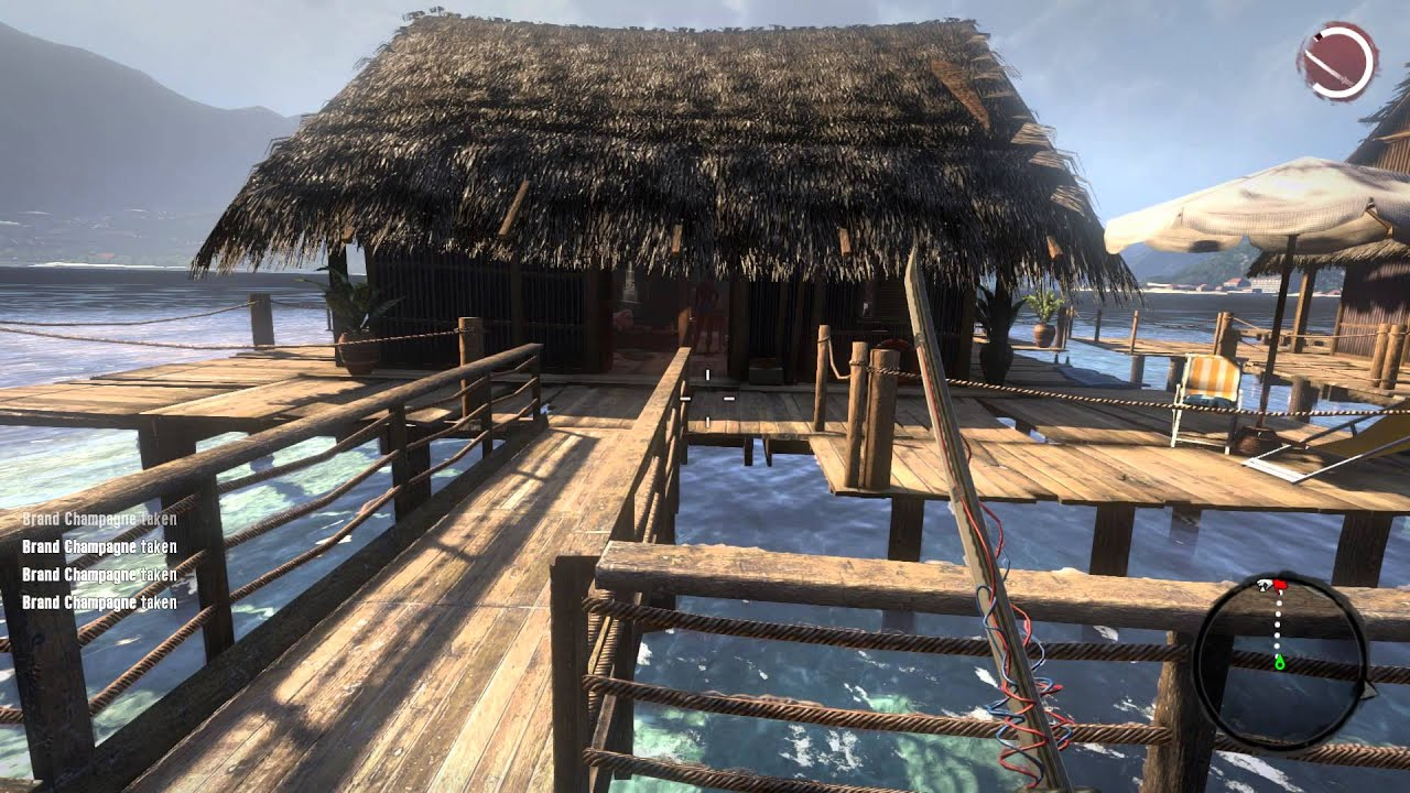 Where To Find Champagne In Dead Island