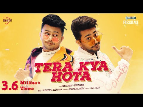 Tera Kya Hota Song- Nakash Aziz | Awez Darbar and Zaid Darbar | Latest Song 2020