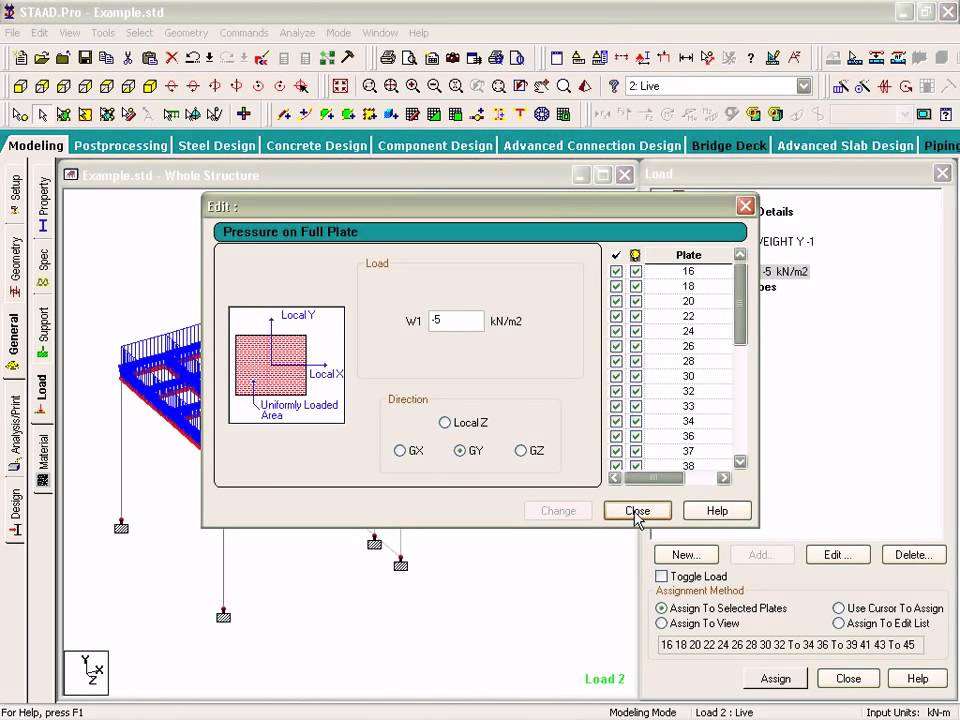 Design Shear Wall Using Sraad Pro