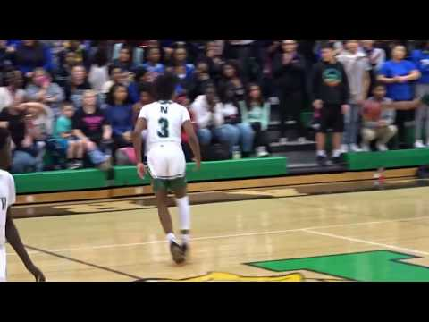 TYREKE LOCURE SCORES 35 POINTS!!