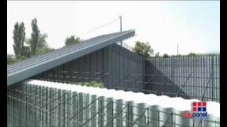 Baupanel System S.L. Seismic-resistant, thermally-insulating building system - ENGLISH