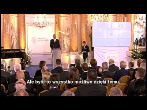 Gala Nagrody Solidarności / The Solidarity Prize Gala