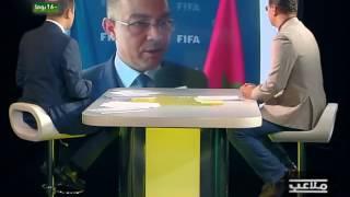 """رئيس """"الفيفا"""" الجديد وحظوظ المغرب لتنظيم أكبر تظاهرة رياضية عالمية"""