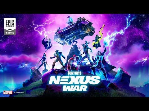 Nexus War Launch Trailer for Fortnite Chapter 2 - Season 4