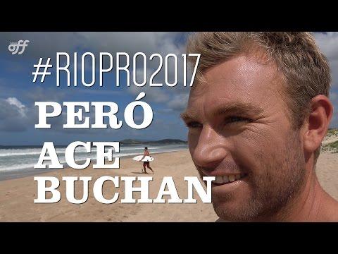 Lay Day com Adrian Buchan | Bastidores da Etapa Rio Pro 2017 | WSL Saquarema | Canal Off