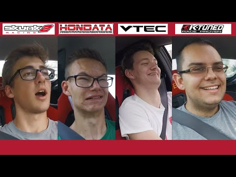 REACTIONS TO MAD VTEC RSX
