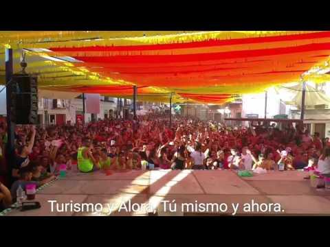 Feria de Álora 2017. Turismo y Álora, Tú mismo y ahora.
