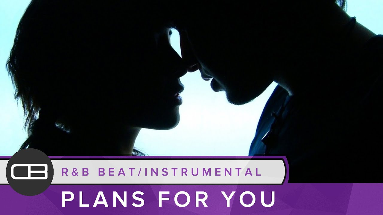 R&B Beat Instrumental 2016 `Plans For You`