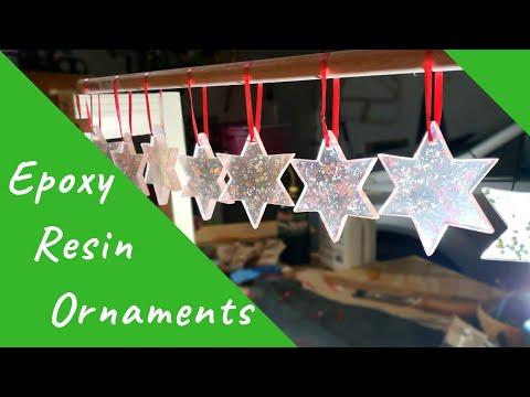 Epoxy Resin Ornaments