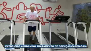 Ajudam cardíacas prevenir doenças a exercícios que