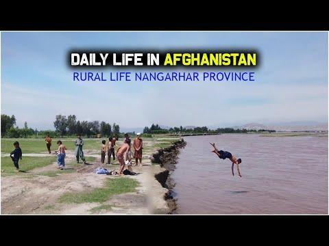 Daily life In Afghanistan   Rural Life   Nangarhar Province   2020   HD
