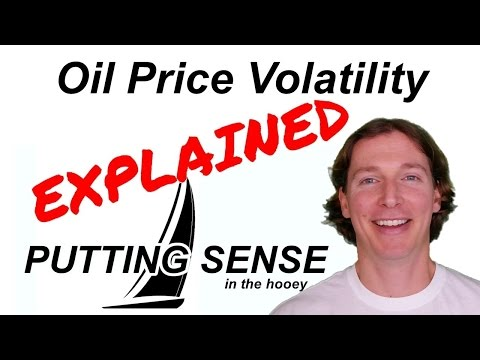 Oil Price Volatility - Oil Storage Capacity Is Approaching Limit, Triggering Price Crash