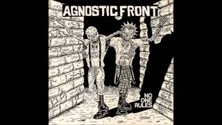 Agnostic Front - No One Rule (1983 - 84 Demos Reissue) 2015
