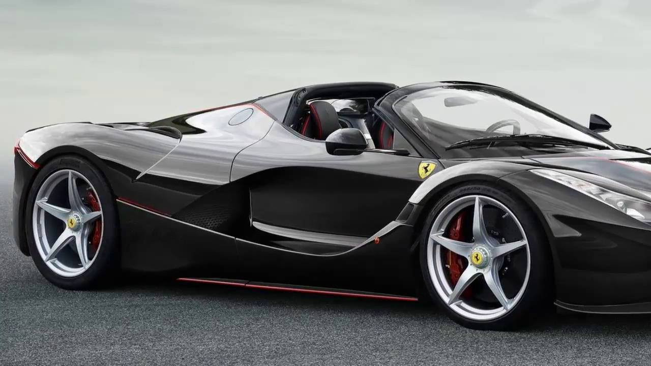ferrari la ferrari aperta 2017 youtube. Black Bedroom Furniture Sets. Home Design Ideas