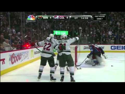 2014 Stanley Cup Playoffs: All Game-Winning Goals!!!