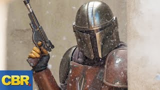 What Nobody Realizes About The Mandalorian