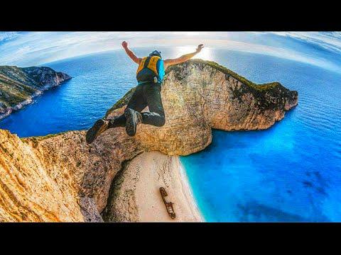 10 Incredible BASE Jump Exits