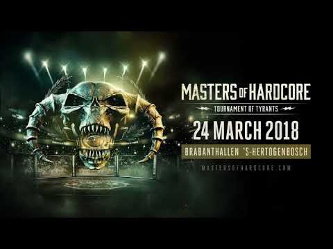 Masters Of Hardcore 2018 Warm-up mix by Deadly Force