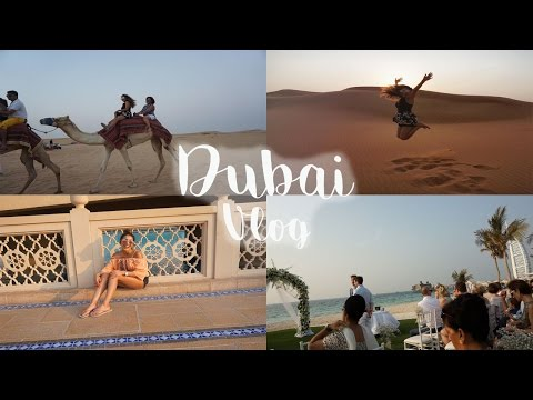 VLOG: My Dubai Trip - Wedding & Sight Seeing | AnchalMUA