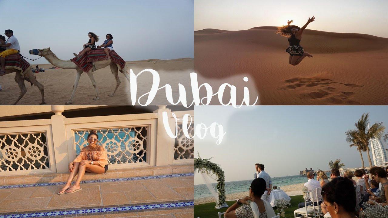 Vlog My Dubai Trip Wedding Sight Seeing Anchalmua