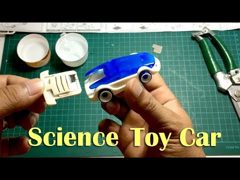 How Scientific Toy Car Work with No Battery - Creative Channel