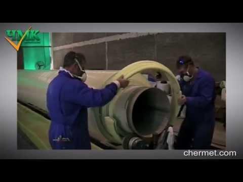 Трубы в ППУ изоляции. Утеплитель для труб.