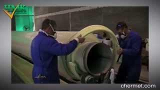 видео Теплоизоляция трубопроводов ППУ скорлупа, теплоизолированные трубы, стоимость работ