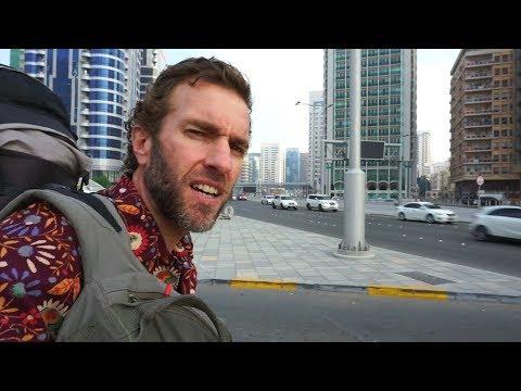 Traveling the Middle East: Dubai to Abu Dhabi (UAE)