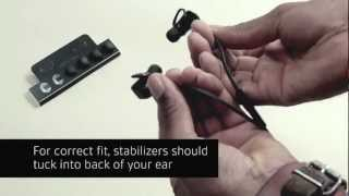 PLANTRONICS - BackBeat GO Ear Stabilizers