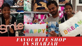 Favourite shop in Sharjah/ lifestyle vlog in தமிழ்
