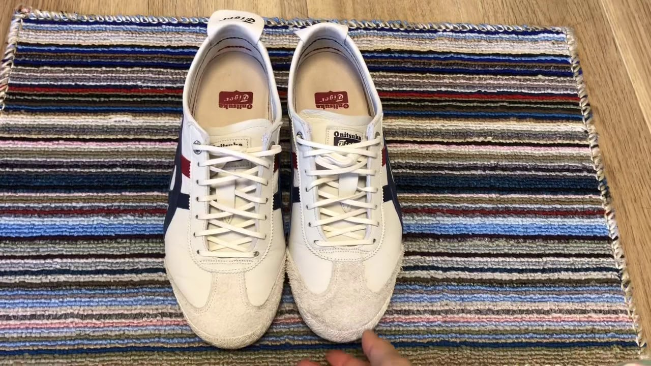 new arrival 08a7b 863fd Onitsuka tiger Mexico 66 SD - 1183A036.101 (Cream - Female)
