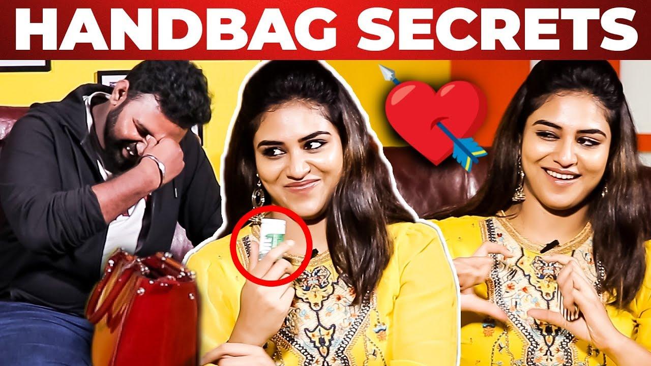 Handbag Secrets Revealed By Vj Ashiq