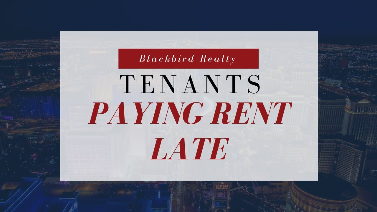 late rental payments