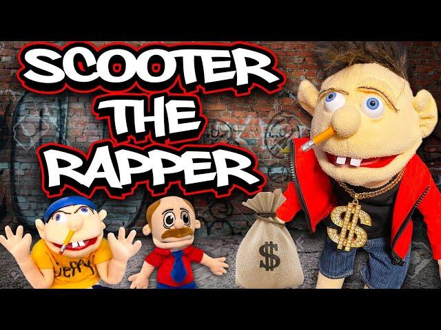 SML Movie: Scooter The Rapper!