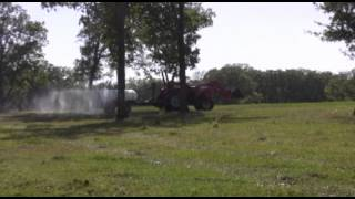 Wylie LCS (Low Clearance Sprayer) Stockman Special