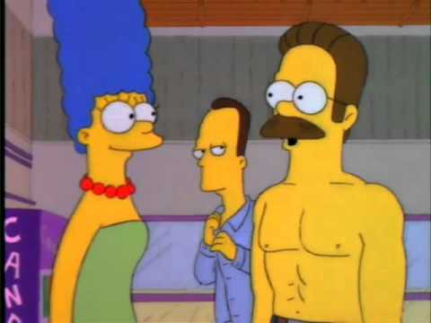 simpsons streetcar named marge