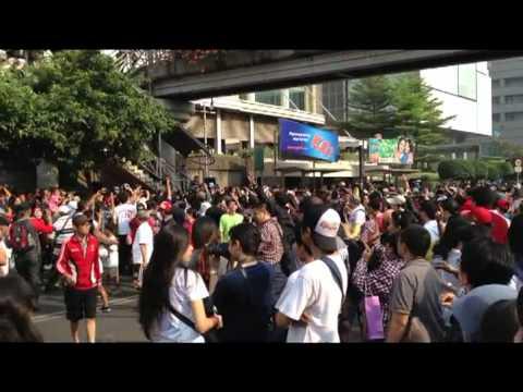 FlashMob Jakarta Baru Bundaran HoteI Indonesia 16-sept-2012 Jokowi Ahok