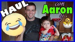 HAUL Con AARON Y POLLO!   (¿que Hicieron En Mi Ausencia?!)