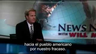"""The Newsroom"" (Fragmento Temporada 1 - Episodio 3 - 2012)"