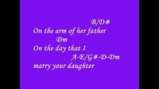 Marry Your Daughter Lyrics And Chords - Brian Mcknight