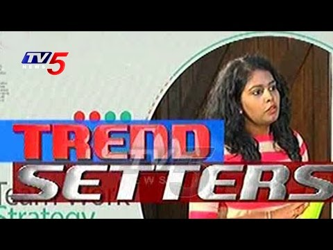 Model Citizen | Likitha Bhanu | Terra Greens Organic | Trend Setters | TV5 News